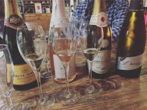 Kick Off Any Event With Creamy Crémant Sparkling Wine