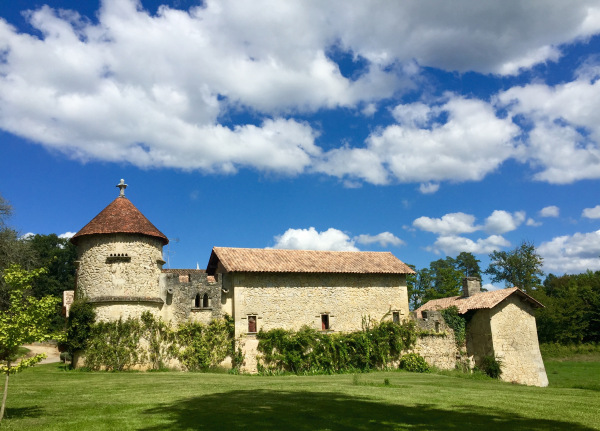 Château Pitray - home to the same family for 6 centuries