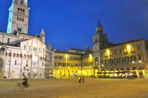 Modena, Italy – Sparkling Lambrusco and Superb Food
