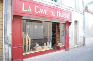 The Magical Little Wine Store of Jarnac