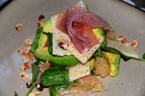Pre-Thanksgiving Pairing: Pink Grapefruit, Avocado & Watercress Salad – with a Riesling