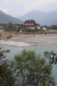 Searching for Wine in Bhutan