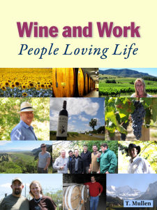 Vino Expressions is now Wine and Work