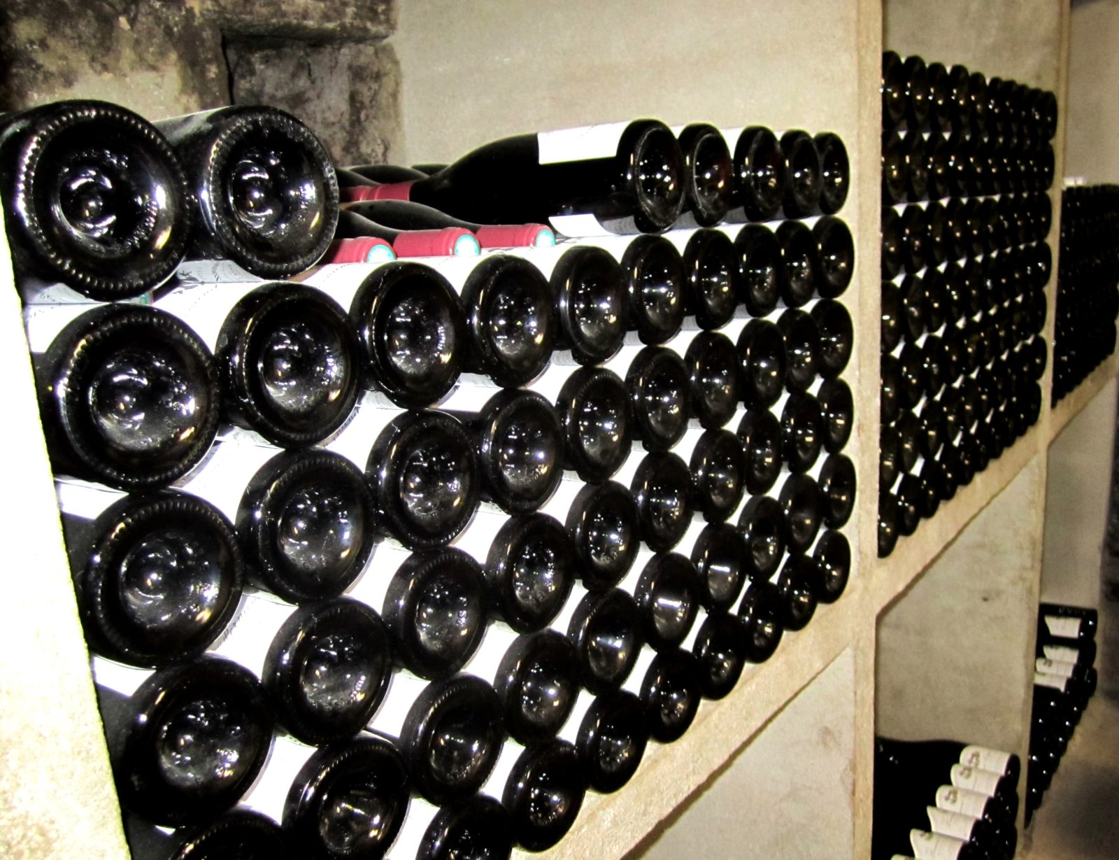 A cellar within walking distance