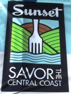 Sunset, Savor, and Syrah