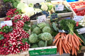 Market Day in Southern France