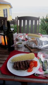 Ribs, Shiraz, and a Mystery