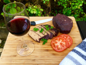 Slow Cooked In Barolo Wine …