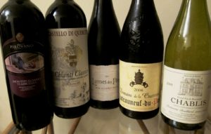 Wine Bottles and Battles; Crusades and Connections