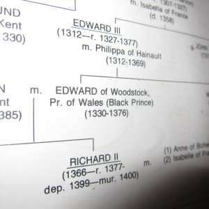 Check out the Royalty Family Tree