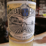 Mesmerizing label - smooth blend of three classic Bordeaux white grapes