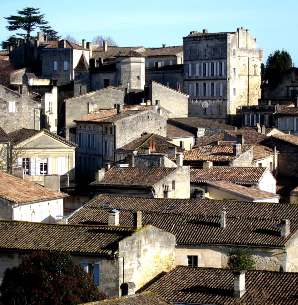King John was not a good man, but he did alright for Saint Emilion...