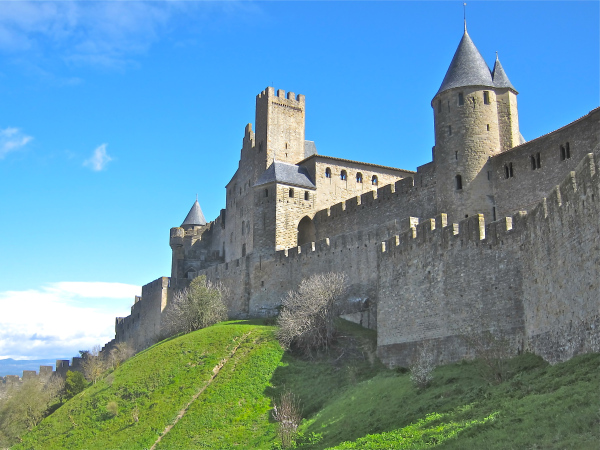 Cathar Country....and home to a blossoming wine culture