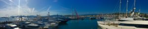 At Cannes Yachting Festival In France, Italian Food And Wine Are Big