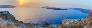 Santorini — Sunsets, Seafood & Local Wines